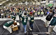 Packers Tailgate Tour Stop 2014..in Merrill!! 8