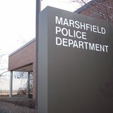 Marshfield Police Department building  Photo: Midwest Communications