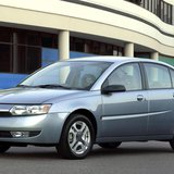 A 2004 Saturn ION sedan is seen in an undated publicity photo. REUTERS/Handout via General Motors