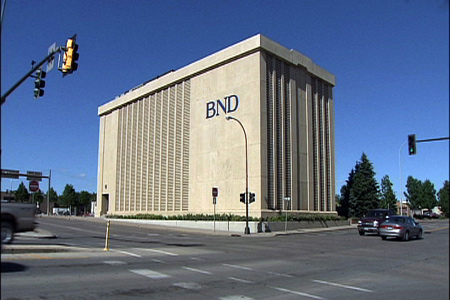 Bank of North Dakota (KFGO file image)