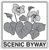 Wisconsin Scenic Byway logo  Image: Wisconsin Dept. of Transportation