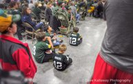 Scenes From The Packers Tailgate Tour 2014 7