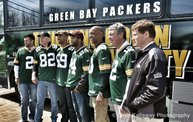 Scenes From The Packers Tailgate Tour 2014: Cover Image