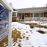 An existing home for sale is seen in Silver Spring, Maryland February 21, 2014.REUTERS/Gary Cameron