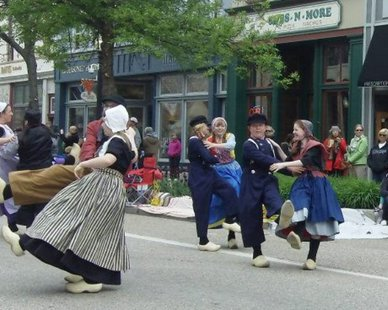ZPS Dutch Dancers