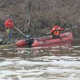 Sheyenne river search