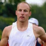 Luke Vander Leest from Sioux Falls ran in the Boston Marathon.  (Twitter.com)