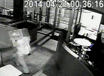 Panchero's burglar