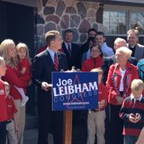 Leibham announcing for the 6th District seat