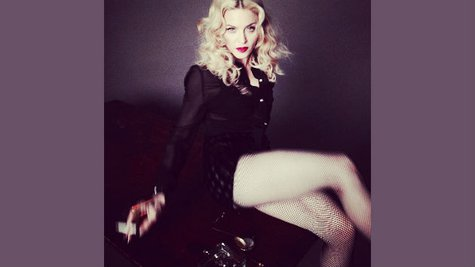 Image courtesy of Image Courtesy Madonna via Instagram (via ABC News Radio)