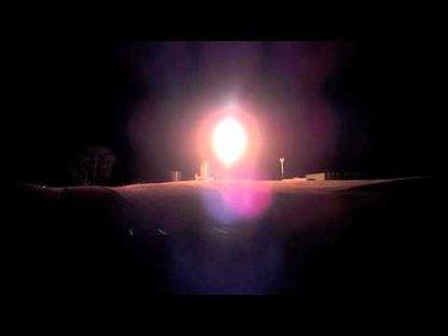 Natural Gas flaring