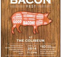 The Sioux Falls Roller Dollz are hosting their 5th Annual Baconfest at the downtown Coliseum.  (SF Dollz)