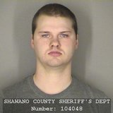 Cody Chapin (Photo from: Shawano County Sheriff's Department.)