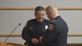 Moorhead officers honored