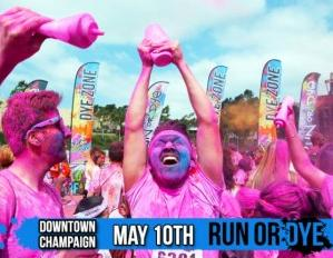 run or dye race in champaign cancelled
