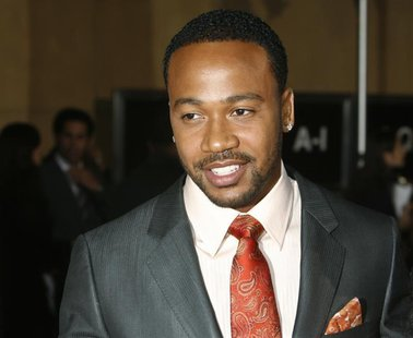 "Actor Columbus Short, one of the stars of the film ""Cadillac Records"",attends the film's premiere in Hollywood, California November 24, 2008"