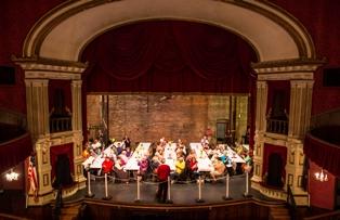 Tibbits Opera Foundation Volunteer Reception April 22, 2014