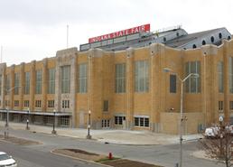 Coliseum exterior