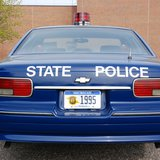 Graphic for Michigan State Police.