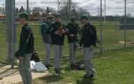 Opening Day at Simon Field for the D.C. Everest baseball team 1