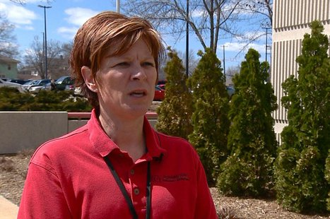 Outagamie County Emergency Management Director Julie Loeffelholz. (Photo from: FOX 11).