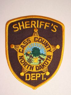 Cass Co. Sheriff's Dept. patch