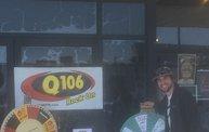 Q106 at Otter's Oasis - Kalamazoo (4-19-14) 5