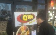 Q106 at Otter's Oasis - Kalamazoo (4-19-14) 2
