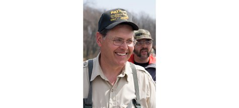 Ron Bruch (Photo from: Wisconsin DNR)