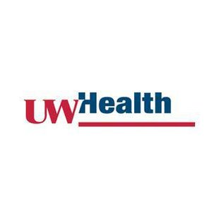 Logo of UW Health, representing an academic medical system in Madison, Wisconsin. (Photo from: By UW Health (UW Health) [Public domain], via Wikimedia Commons)