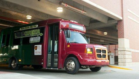 Terre Haute City Hybrid Bus