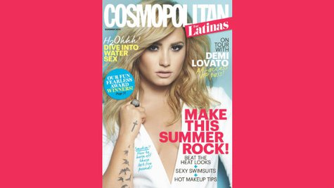 Image courtesy of Matt Jones for Cosmo for Latinas (via ABC News Radio)