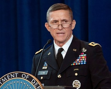 Lieutenant General Mike Flynn