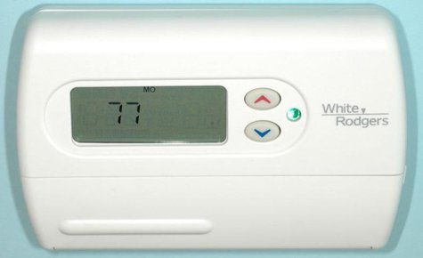 example of recalled thermostat