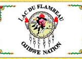 Lac du Flambeau Tribal Logo