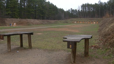 The Machickanee Forest Shooting Range (Photo from: FOX 11).