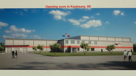PolyFlex, a plastics manufacturing coming is expanding and bringing 40 jobs to Kaukauna. (Photo from: FOX 11).