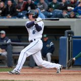 West Michigan Whitecaps OF Raph Rhymes (photo courtesy West Michigan Whitecaps)