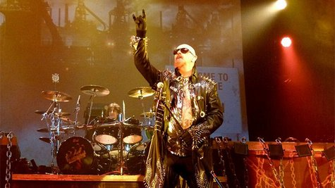 Image courtesy of Courtesy Judas Priest via Twitter (via ABC News Radio)