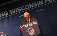 Jerry Bader at the Wisconsin Republican Convention 15
