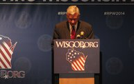 Jerry Bader at the Wisconsin Republican Convention 7