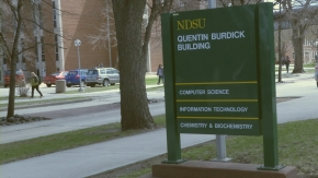 Quentin Burdick Building at NDSU