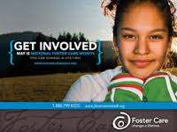 foster parent month