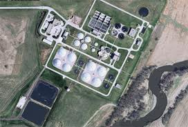 Sioux Falls Water Treatment Plant