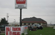 Q106 at Mike's Power Equipment (5-3-14) 21