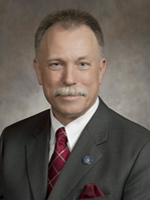 Wisconsin State Senator Neal Kedzie (R-Elkhorn). (Photo from: Legis.Wisconsin.Gov.)