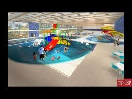 Proposed indoor pool
