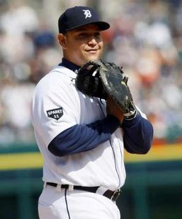 Detroit Tigers first baseman Miguel Cabrera