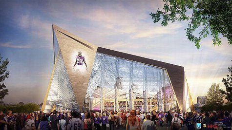 New Minnesota Vikings stadium