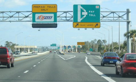 toll road file photo
